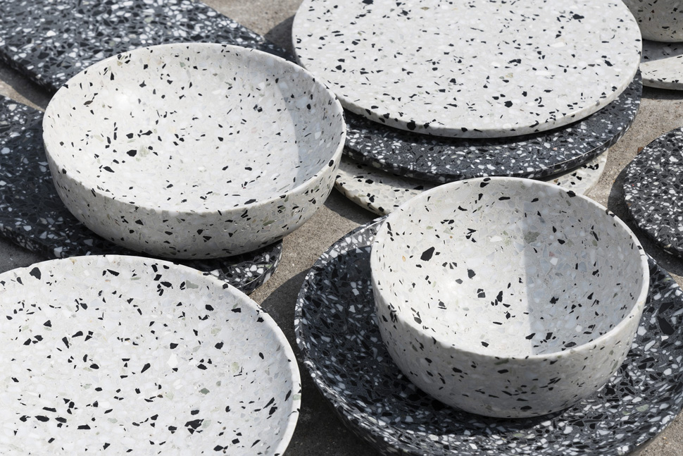 terrazzo serving dishes 4 1592990361